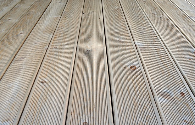 thermowood terras