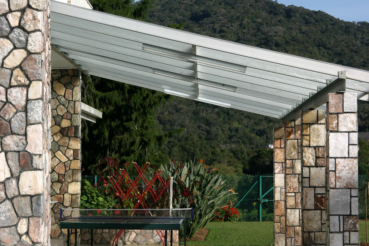 aluminium terrasoverkapping