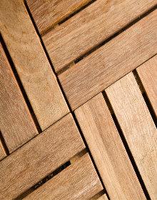 houten terrastegels