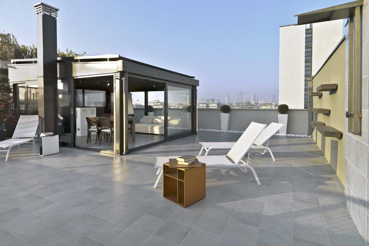 terras betontegels